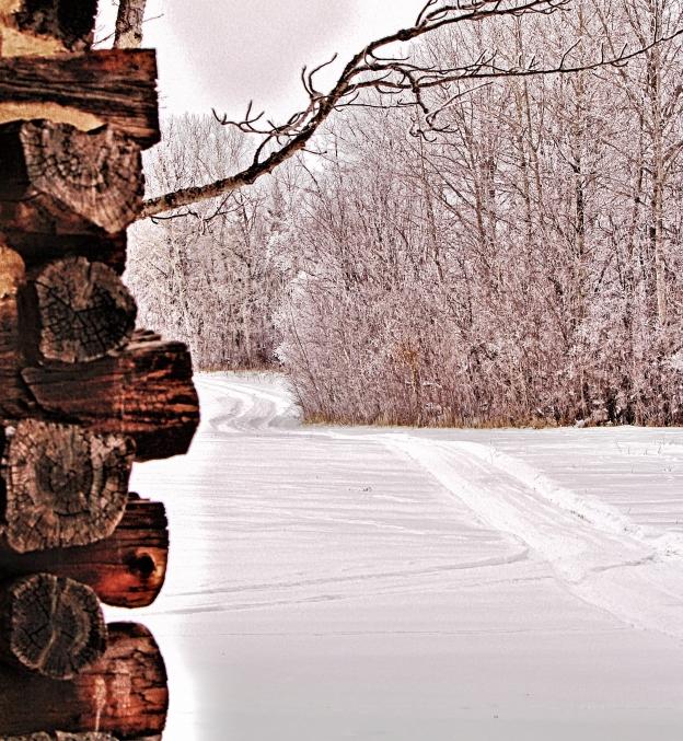 cabin-corner-snowny-drive